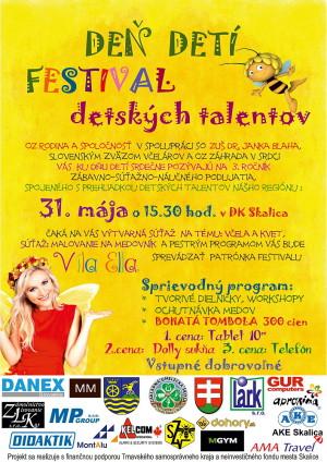 Festival detských talentov 3. ročník