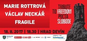 BSK Rottrová, Neckář a Fragile už v piatok na Devíne (1)