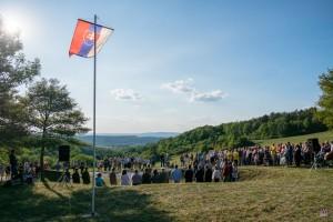 Fotografia - Oslavy 73. výročia Slovenského národného povstania v Prietrži 2017 - 4