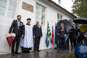 Fotografia - Spomienková slávnosť a odhalenie Pamätnej tabule Jozefa Miloslava Hurbana 2017 - 11