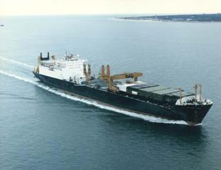 """Americká vojenská nákladná loď triedy """"Sgt. Matej Kocak"""""""