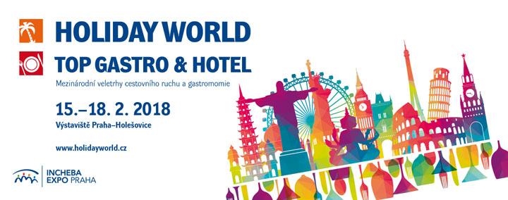 Holiday world Praha 2018