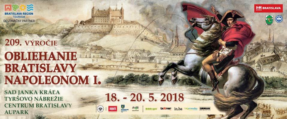 Obliehanie Bratislavy Napoleonom