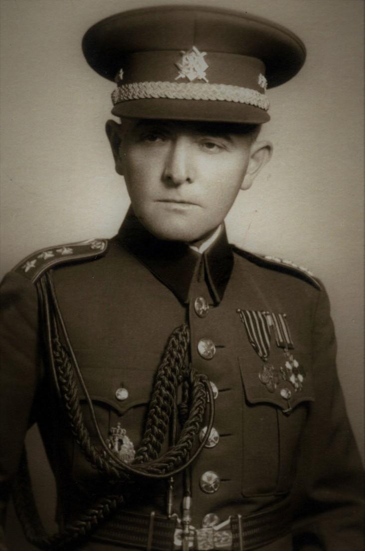 Fotografia - Plukovník in memoriam Ľudovít Šimko